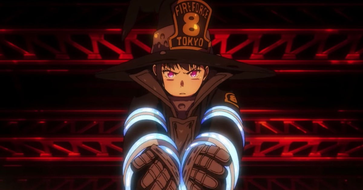 Fire Force Anime Reveals New Key Visual And Cast Member