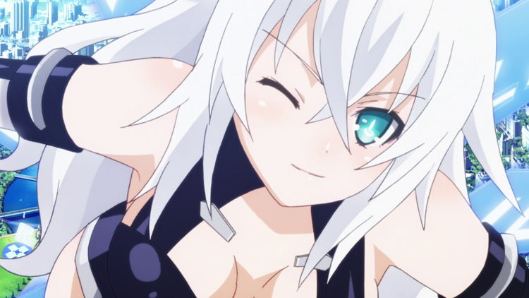 Anime Girls With White Hair