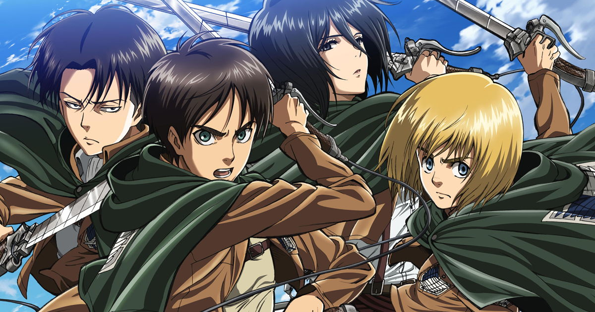 Shingeki no Kyojin (Attack on Titan) Watch Order Guide