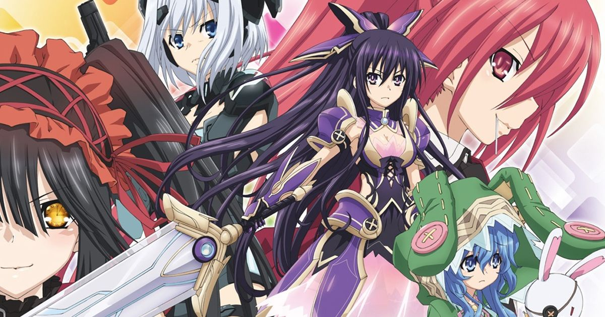 Date A Live Watch Order Guide