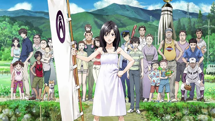 Best English Dubbed Anime Movies
