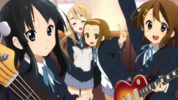 K-On Watch Order Guide