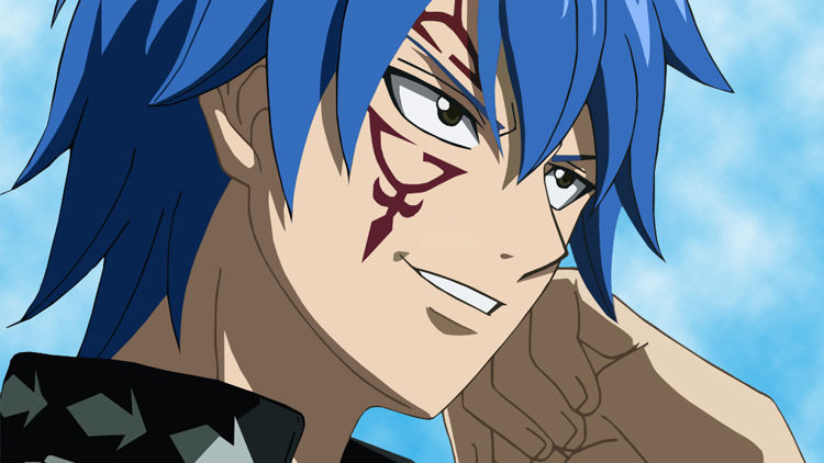 Strongest Fairy Tail Characters