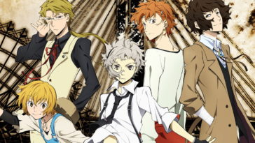 Anime Like Bungou Stray Dogs