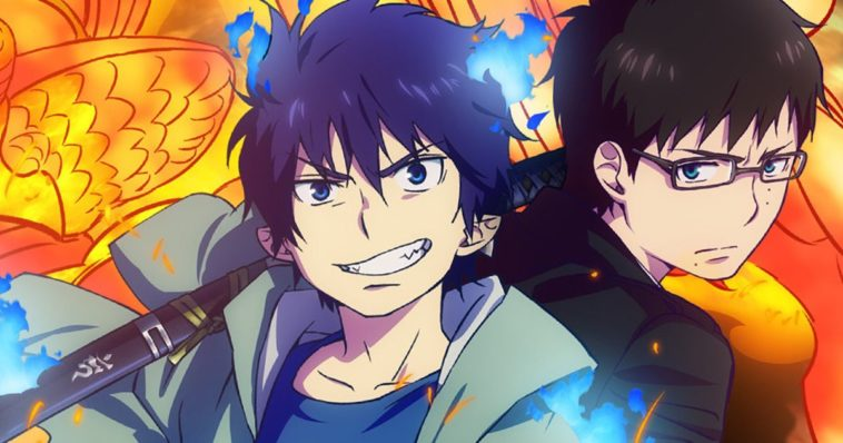 Ao no Exorcist Blue Exorcist Watch Order Guide