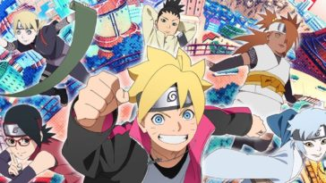 Boruto Naruto Next Generations Filler Episodes List